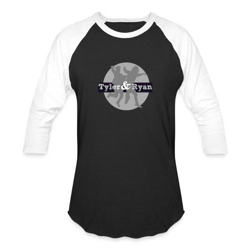 Tyler & Ryan Inverted Baseball Tee - Baseball T-Shirt