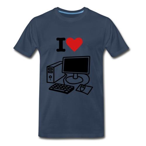 Technology Shirt - Men's Premium T-Shirt