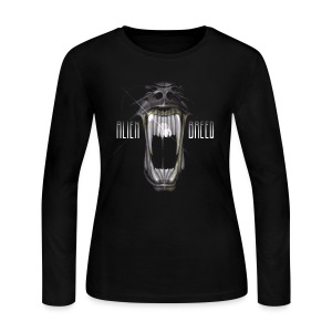 Alien Breed - Women's Long Sleeve Jersey T-Shirt