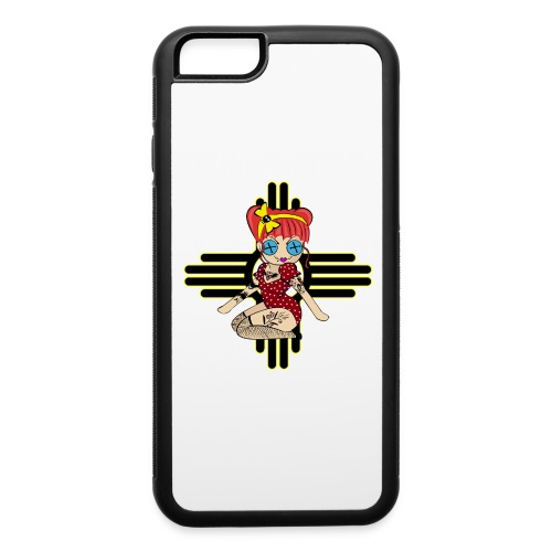 New Mexico iPhone 6 Rubber Case - iPhone 6/6s Rubber Case