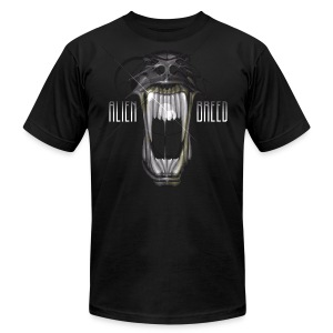 Alien Breed - Men's T-Shirt by American Apparel