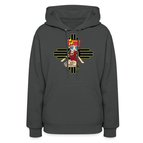 New Mexico Women's Hooded Sweatshirt - Women's Hoodie