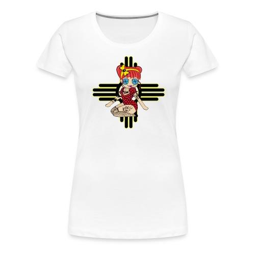 New Mexico Women's Premium T-shirt - Women's Premium T-Shirt