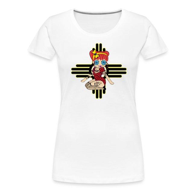 New Mexico Women's Premium T-shirt