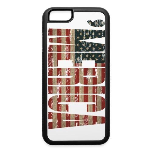 iPhone 6 'MERICA rubber case - iPhone 6/6s Rubber Case