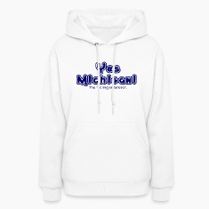Yes Michigan! Feeling is Forever Hoodies