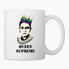 Notorious RBG Pride shirt