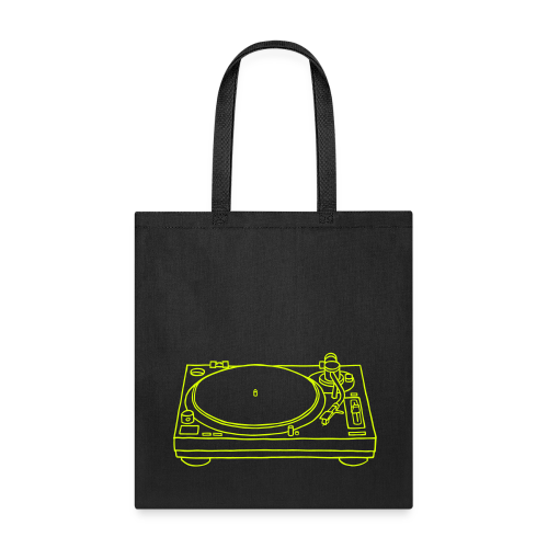 record player - Tote Bag