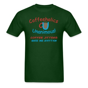 CU Coffee Jitters - Men's T-Shirt