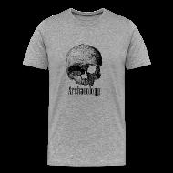 T-Shirts ~ Men's Premium T-Shirt ~ Skulls Tee