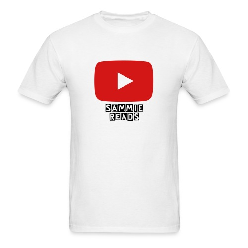 Sammie Reads Youtube Channel Tee - Men's T-Shirt