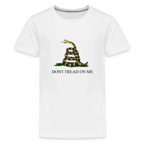Don't Tread On Me Kids - Kids' Premium T-Shirt