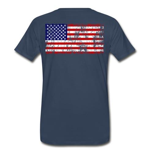 The Stars and Stripes Tee - Men's Premium T-Shirt