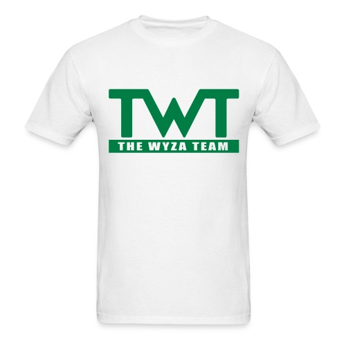 Green Logo - Men's T-Shirt