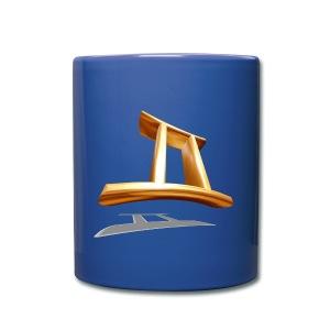 Gemini Zodiac Sign - Full Color Mug