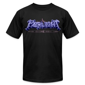 Fairlight 3 - Men's T-Shirt by American Apparel