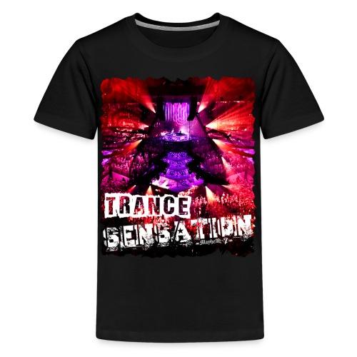 Trance Sensation - Kids' Premium T-Shirt