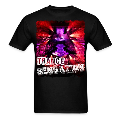 Trance Sensation - Men's T-Shirt