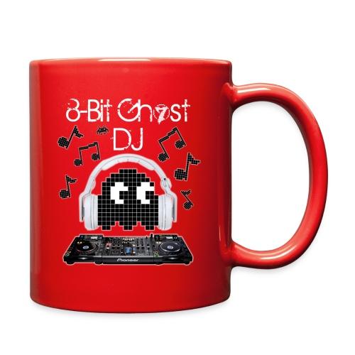 8-Bit Ghost DJ - Full Color Mug