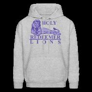 Hoodies ~ Men's Hoodie ~ Holy Redeemer