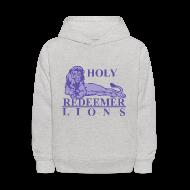 Sweatshirts ~ Kids' Hoodie ~ Holy Redeemer