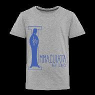 Baby & Toddler Shirts ~ Toddler Premium T-Shirt ~ Immaculata