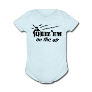 Baby & Toddler Shirts ~ Baby Short Sleeve One Piece ~ Quiz