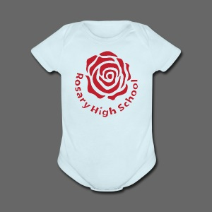Roasry High School - Short Sleeve Baby Bodysuit