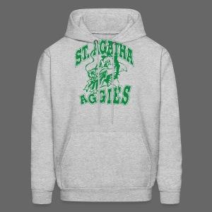 St Agatha - Men's Hoodie