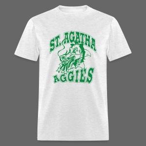 St Agatha - Men's T-Shirt