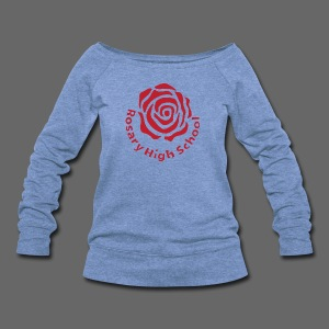 Rosary High School - Women's Wideneck Sweatshirt