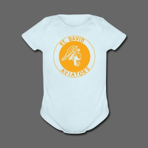 St David - Short Sleeve Baby Bodysuit