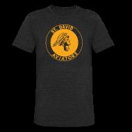 T-Shirts ~ Unisex Tri-Blend T-Shirt by American Apparel ~ St David