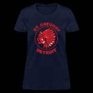 Women's T-Shirts ~ Women's T-Shirt ~ St Gregory