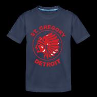 Baby & Toddler Shirts ~ Toddler Premium T-Shirt ~ St Gregory