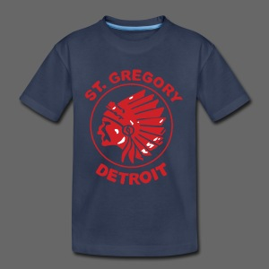 St Gregory - Toddler Premium T-Shirt