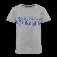 Baby & Toddler Shirts ~ Toddler Premium T-Shirt ~ St Hedwig