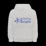 Sweatshirts ~ Kids' Hoodie ~ St Hedwig