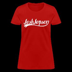 JoshJepson GAMER (Girls) - Women's T-Shirt