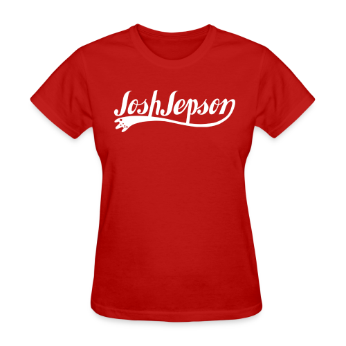 JoshJepson GAMER (Girls) - Women's T-Shirt