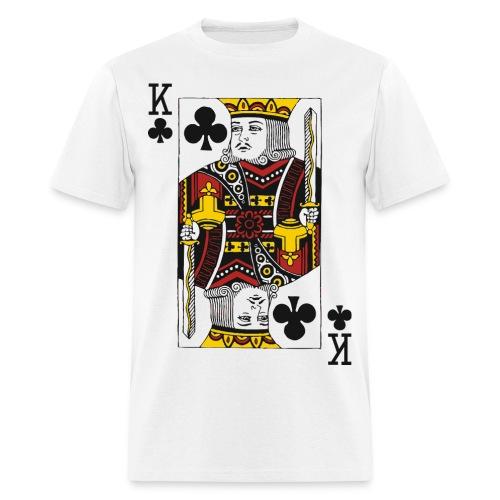 King Card Tee - Men's T-Shirt