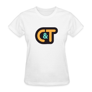 C&T Ladies WHT - Women's T-Shirt