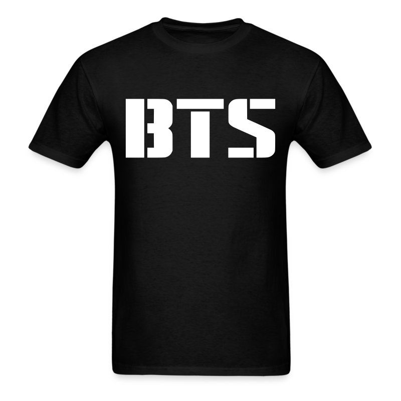 BTS Logo - Men's T-Shirt