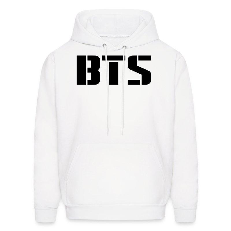 BTS Logo - Men's Hoodie