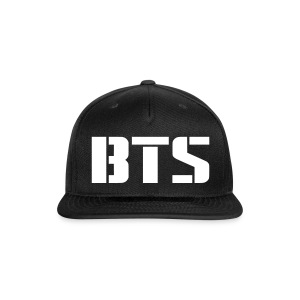 BTS Logo - Snap-back Baseball Cap