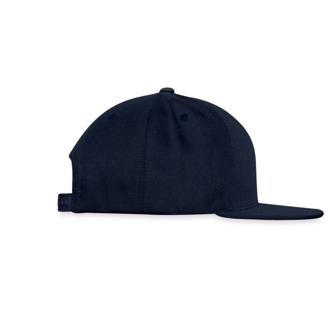 Totally Awesome Fishing Snapback Cap