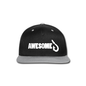 Awesome Snapback Cap - Snap-back Baseball Cap