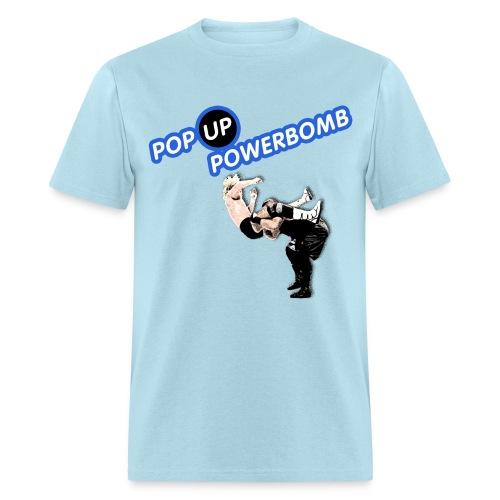 Pop-Up Powerbomb - Men's T-Shirt