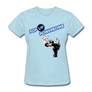 Pop-Up Powerbomb - Women's T-Shirt