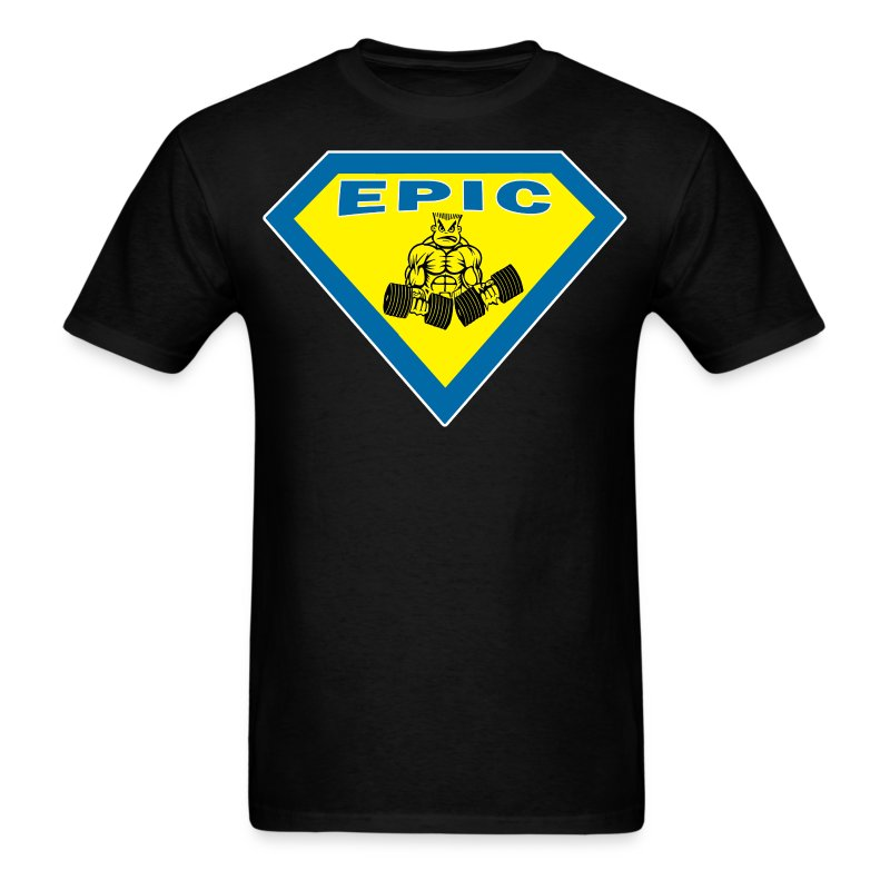 Epic 1 TS - Men's T-Shirt